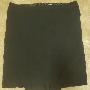 Torrid black pencil skirt size 20